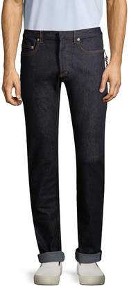 Christian Dior Straight-Cut Denim Pant