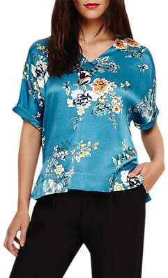 Phase Eight Zadie Floral Blouse, Multi