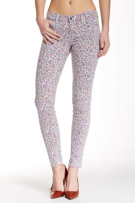 Level 99 Janice Ultra Skinny Printed Pants