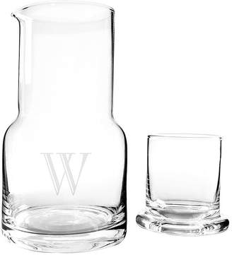 Cathy's Concepts CATHYS CONCEPTS Personalize Bedside Water Carafe Set