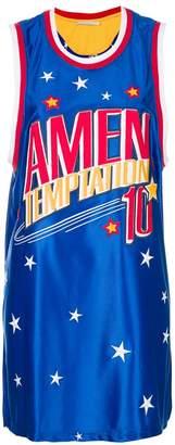 Amen logo tank top