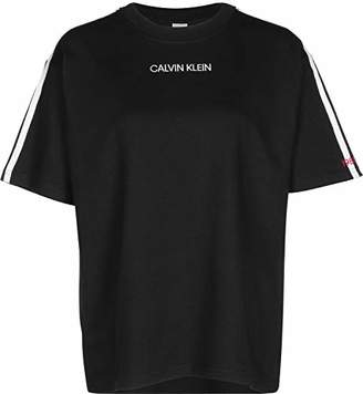 Calvin Klein Women's S/S Crew Neck T-Shirt