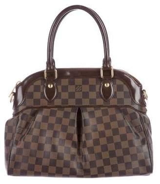 Louis Vuitton Damier Ebene Trevi PM $1,095 thestylecure.com