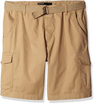 Rocawear Men's Big and Tall Stretch Ripstp Short