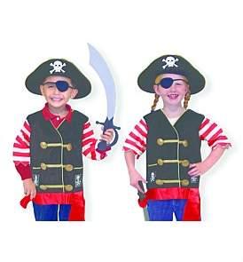 Melissa & Doug Pirate Costume Set