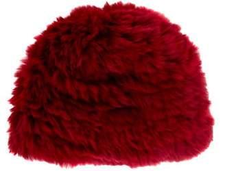 Undercover Fur Beanie Hat