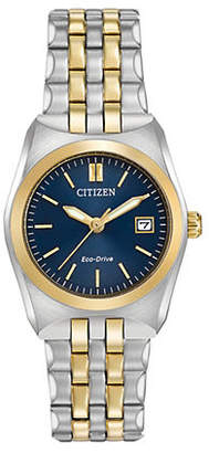 Citizen Eco-Drive Classic Corso Two-Tone Stainless Steel Bracelet Watch