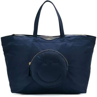 Anya Hindmarch Chubby Wink large tote