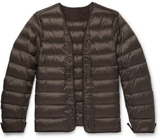 Ten C Slim-Fit Quilted Shell Down Jacket Liner