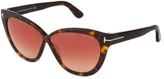 Tom Ford Cat-Eye Acetate Sunglasses