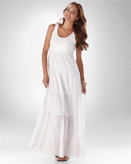 Woven Tiers Lula Maxi Dress