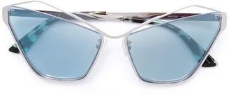 McQ Eyewear cat eye sunglasses