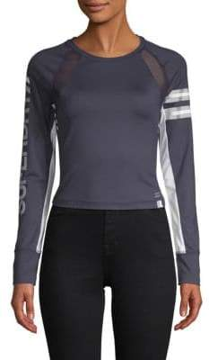 Superdry Speed Sports Cropped Top