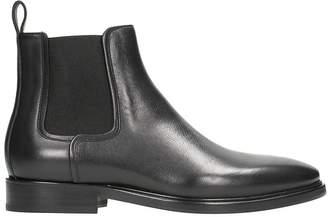 Lanvin Taurillon Chelsea Boots