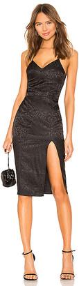 by the way. Aspen Mini Slit Dress