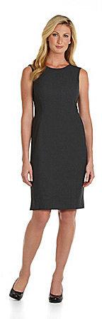 Jones New York Collection Scoopneck Sheath Dress