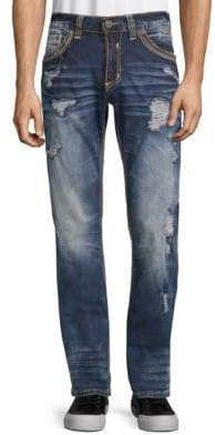 Affliction Ace Distressed Jeans