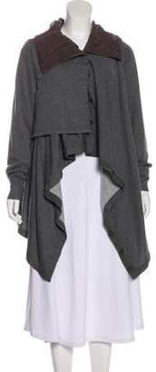 Nicholas Casual Asymmetrical Jacket