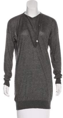 Stella McCartney Silk & Cashmere-Blend Sweater