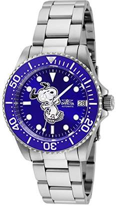 Invicta Women's 'Character Collection' Automatic Stainless Steel Diving Watch