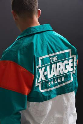XLarge Colorblocked Team Jacket