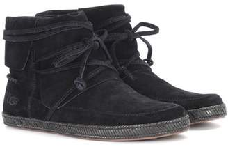 UGG Reid suede ankle boots
