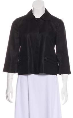See by Chloe Casual Linen Jacket