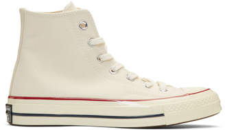 Converse Off-White Chuck Taylor All-Star 70 High-Top Sneakers