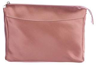 The Row Two For One Satin Clutch Bag