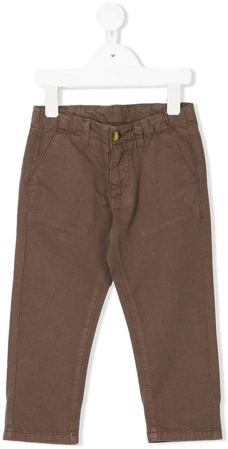 Knot James twill chinos