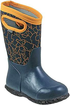 Bogs Durham Kids/Toddler Waterproof Snow Boot for Boys and Girls