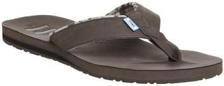 Toms Men's Carilo Flip Flop Sandal 12 Men US