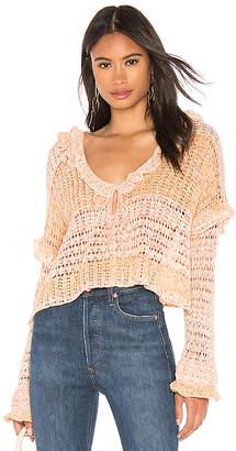 Free People Love Galore Sweater
