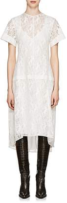 Chloé Women's Horse-Motif Lace Dress