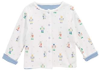 Boden Mini Reversible Cardigan