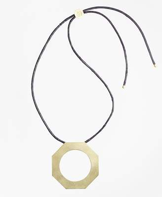 Iconic Link Pendant Necklace $298 thestylecure.com