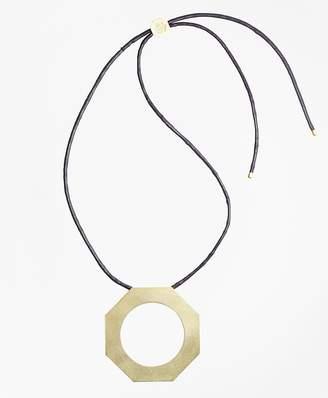 Iconic Link Pendant Necklace $298 thestylecure.com