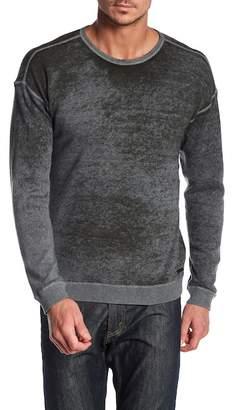 John Varvatos Drop Shoulder Sweater
