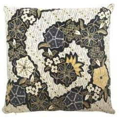 Andrianna Shamaris Antique Balinese Ceremonial Pillow