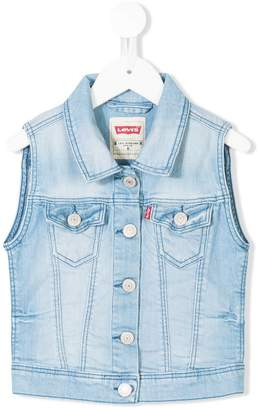 Levi's Kids denim vest