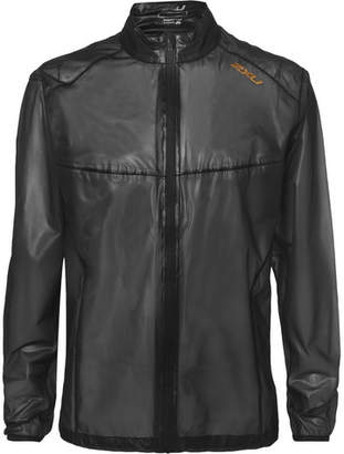 2XU GHST Membrane Shell Jacket - Black