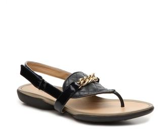 VANELi Wenda Flat Sandal $125 thestylecure.com