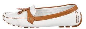 Louis Vuitton Embellished Leather Loafers