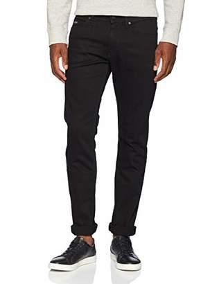 BOSS Men's Delaware BA-C Straight Jeans, (Black 001)