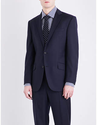 Richard James Single-breasted slim-fit wool jacket