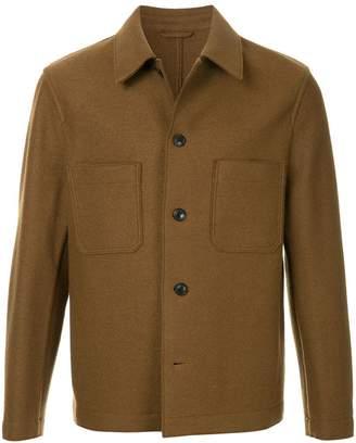 TOMORROWLAND buttoned shirt jacket