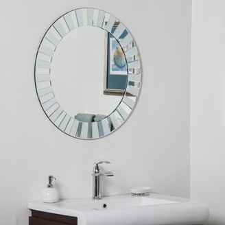 Décor Wonderland Kiara Modern Bathroom Mirror