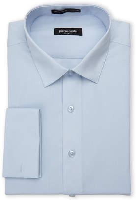 Pierre Cardin Slim Fit French Cuff Dress Shirt