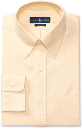 Polo Ralph Lauren Men Classic/Regular Fit Non-Iron Solid Dress Shirt