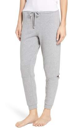 Chaser Love Side Slit Knit Jogger Pants